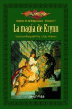 la magia de krynn (cuentos de la dragonlance)-margaret weis-tracy hickman-9788448003906