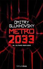 metro 2033-dmitri glukhosvsky-9788448039806