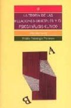 la teoria de las relaciones objetales y el psicoanalisis clinico-otto kernberg-9788449317606