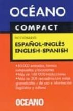 compact diccionario español ingles english spanish 9788449420306