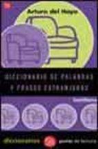 diccionario de palabras y frases extranjeras-arturo del hoyo-9788466308106