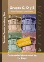 temario comun juridico y test: grupos c, d y e de la comunidad au tonoma de la rioja: temario y test-9788466529006
