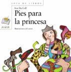 pies para la princesa-ivar de coll-9788466715706