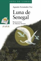 luna de senegal (sopa de libros) agustin fernandez paz 9788466784306