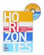 horizontes, español lengua extranjera-fuencisla isabel sanz-9788467526806