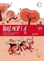 allez hop! 1 cahier d´exercises savia 5º educacion primaria ed 2014 castellano 9788467569506