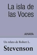 un relato de stevenson: la isla de las voces (ebook)-robert l. stevenson-9788467841206