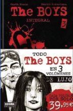 the boys integral 3 9788467917406