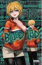 blood lad 13 yuuki kodama 9788467922806