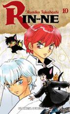 El libro de Rin-ne nº 10 (sentido de lectura oriental) autor RUMIKO TAKAHASHI DOC!