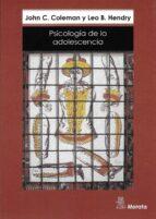 psicologia de la adolescencia-j.c. coleman-l.b. hendry-9788471124906