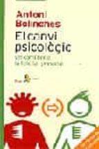 el canvi psicologic antonio bolinches antoni bolinches 9788473065306