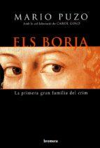 els borja: la primera gran familia del crim-mario puzo-9788476606506