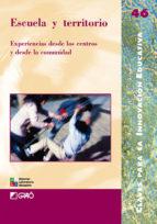 escuela y territorio (ebook)-9788478278022