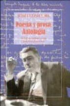 poesia y prosa: antologia jose lezama lima 9788479622206