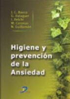 higiene y prevencion de la ansiedad 9788479788506