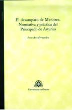 el desamparo de menores: normativa y practica del principado de a sturias irene arce fernandez 9788483178706