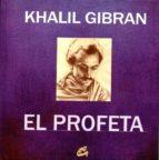 el profeta gibran khalil gibran 9788484452706