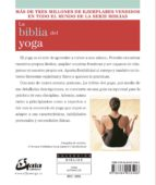 la biblia del yoga: guia esencial de las posturas de yoga christina brown 9788484453406