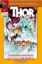 thor 3: balada de hielo y fuego dan jurgens 9788490243206