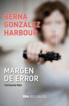 margen de error-berna gonzalez harbour-9788490568606