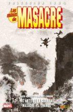 las minis de masacre 6: el arte de la guerra: masacre vs thanos 9788490948606