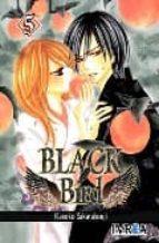 black bird nº 5 kanoko sakurakouji 9788492725106