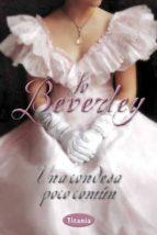 una condesa poco comun jo beverley 9788492916306