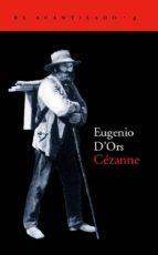 cezanne eugenio d ors 9788493065706