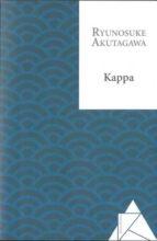 El libro de Kappa autor RYUNOSUKE AKUTAGAWA DOC!