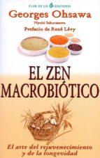 el zen macrobiotico-george ohsawa-9788494112706