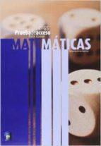 matematicas (prueba de acceso al ciclo formativo de grado superio r) (2ª ed)-cristina marimon martinez-9788494144806
