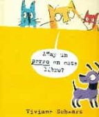 hay un perro en este libro? viviane schwarz 9788494361906