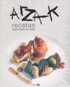 arzak recetas para hacer en casa 9788494686306