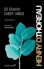 el diario (vol. ii) (1837-1881)-henry david thoreau-9788494705106