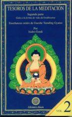 tesoros de la meditación (vol 2)-gueshe tamding gyatso-9788495094506