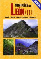 montañas de león (ii) alberto alvarez ruiz 9788495368706