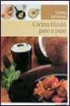 cocina hindu: paso a paso-9788496118706