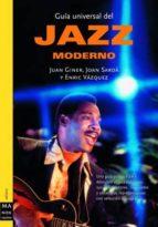 guia universal del jazz moderno 9788496222106