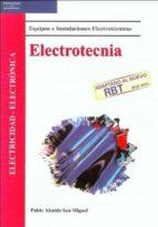 electrotecnia: adaptado al nuevo rbt pablo alcalde san miguel 9788497322706