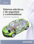 sistemas electricos y de seguridad y confortabilidad joan antoni ros marin oscar barrera doblado 9788497328906