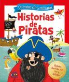 historias de piratas (cuentos de 5 minutos) 9788497868006