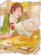 gallina huevos de oro (troquelados clasicos)-9788498254006