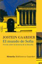 el mundo de sofia (tapa dura)-jostein gaarder-9788498411706