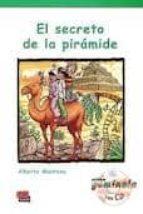 el secreto de la piramide (lecturas gominola)-alberto madrona fernandez-9788498483406