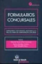 formularios concursales + cd-rom concursal-eduardo aznar giner-santos mondejar ambou-9788498764406