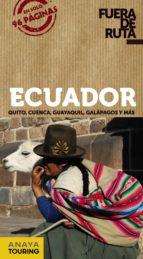 ecuador 2013 (fuera de ruta) pilar ortega bargueño 9788499355306