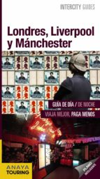 londres, liverpool y manchester 2017 (intercity guides) elisa blanco barba 9788499359106