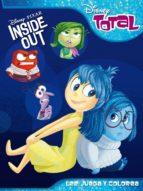 inside out. disney total walt disney 9788499516806