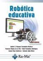 robótica educativa andres vazquez fernandez pacheco 9788499645506